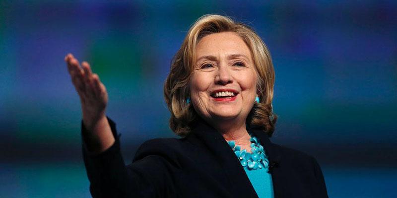 Hillary Clinton gebruikt Armour Thyroid